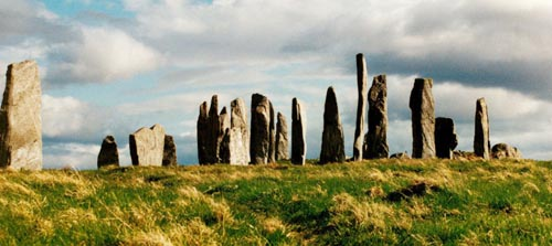 Spiritual vacations Scotland