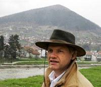 sam osmanagich bosnia pyramid