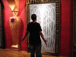 Chapel Of Sacred Mirrors Tour