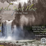 Day of Prayer at Snoqualmie Falls