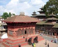 Nepal Durbur Square