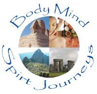 Body Mind Spirit Journeys logo