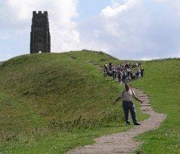 England Glastonbury Tor