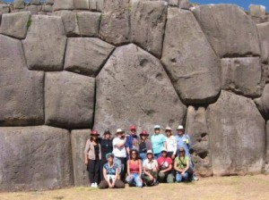 Sacsayhuaman group tour Peru