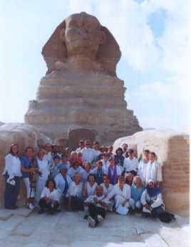 Egypt tour Sphinx