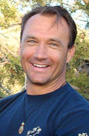 Sedona guide Clint Frakes