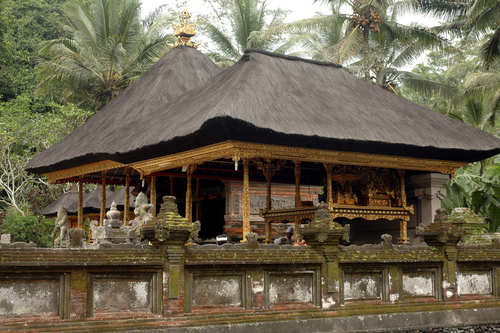 Bali holy spring temple