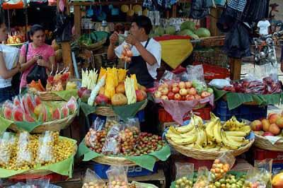 Guatemala City Central Market