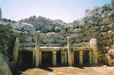 Xaghra temple, Gozo