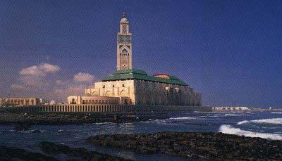 Al Hassan Mosque Casablanca