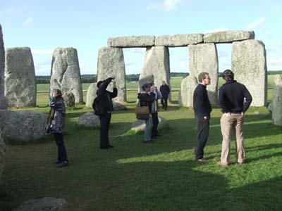 Stonehenge spiritual tour
