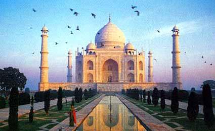 Taj mahal spiritual tour