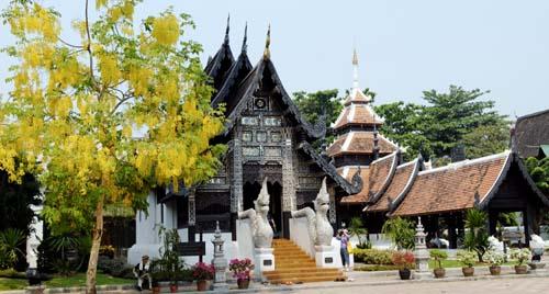 spiritual thailand tour