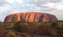 Uluru - Ayer's Rock tour