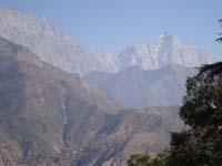 mcleod ganj mountains