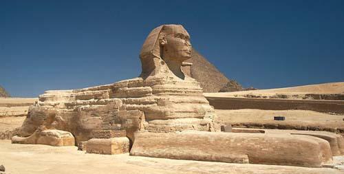 Egypt Sphinx tour