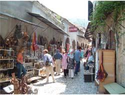 basaar, Mostar