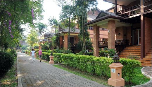 Thailand Tao Retreat Itinerary