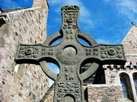 Iona abbey scotland tour