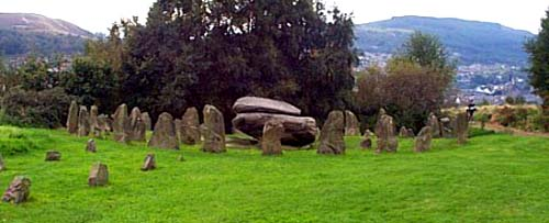 wales sacred sites tour