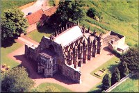 Rosslyn chapel tour