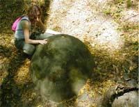 Stone Sphere Zavidovici Bosnia