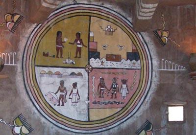 Hopi mural