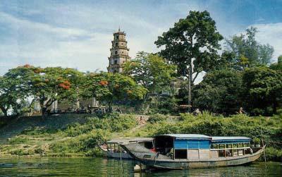 Thiem Mu pagoda