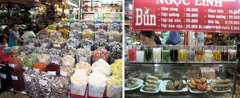 Ben Thanh central market