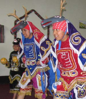Dancers, Jun Chowen Dance Group