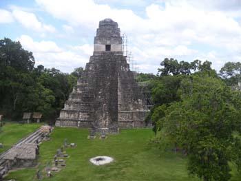 Main Plaza, Tikal