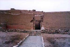 Pachacamac_Temple
