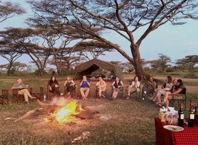 deluxe africa safari