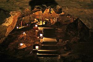Balankanche cave TI