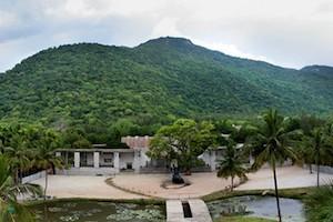 Isha mountain