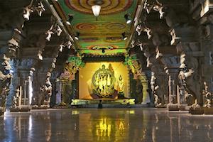 Madurai Meenakshi temple - web