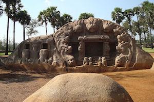 Pulikugai-Tiger cave-Mamallapuram - web