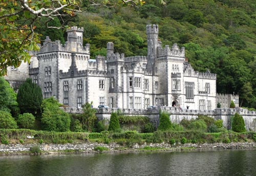Kylemore Abbey tour