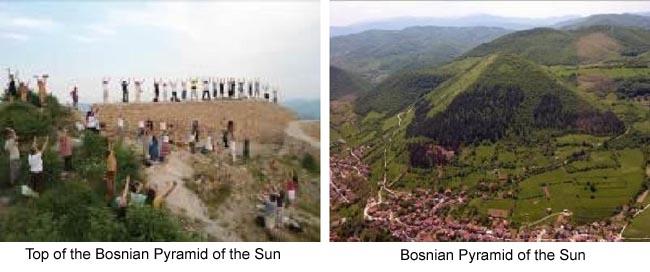 bosnian pyramid of the sun