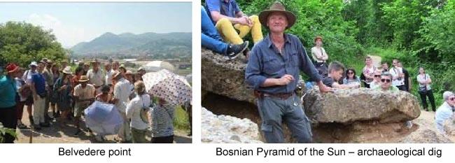 bosnian pyramid tour 2016