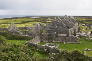 Seven Churches Inishmore