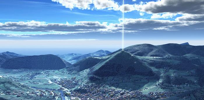 Bosnian pyramid energy tour