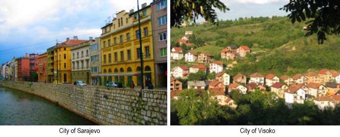 Sarajevo Visoko