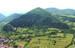 Pyramid discovered in Bosnia